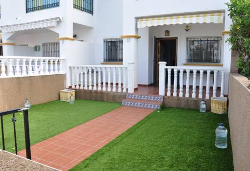 Bungalow ground floor - Resale - Orihuela Coast - Punta Prima