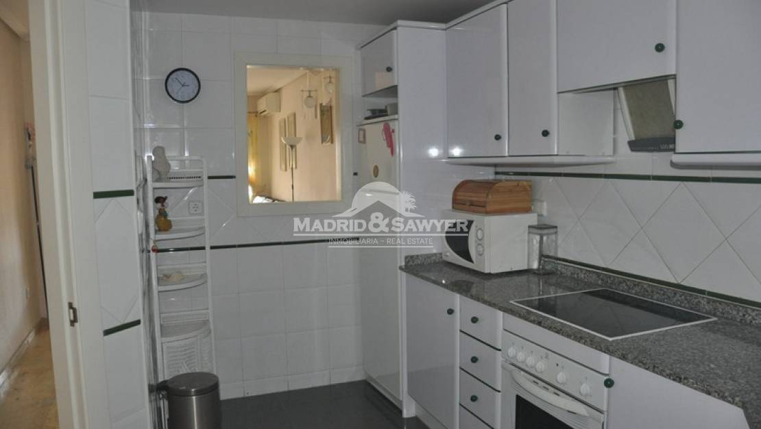 Resale - Apartment - Orihuela Coast - Aguamarina