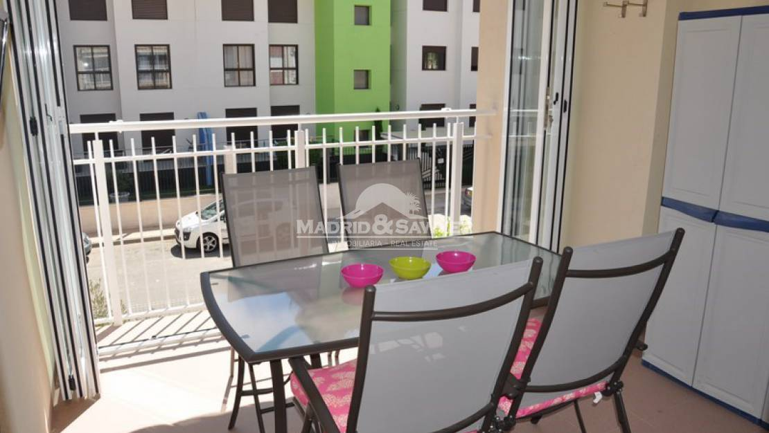 Resale - Apartment - Orihuela Coast - Lomas de Cabo Roig