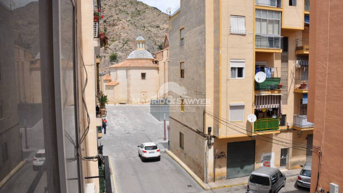 Resale - Apartment - Orihuela - Orihuela Center