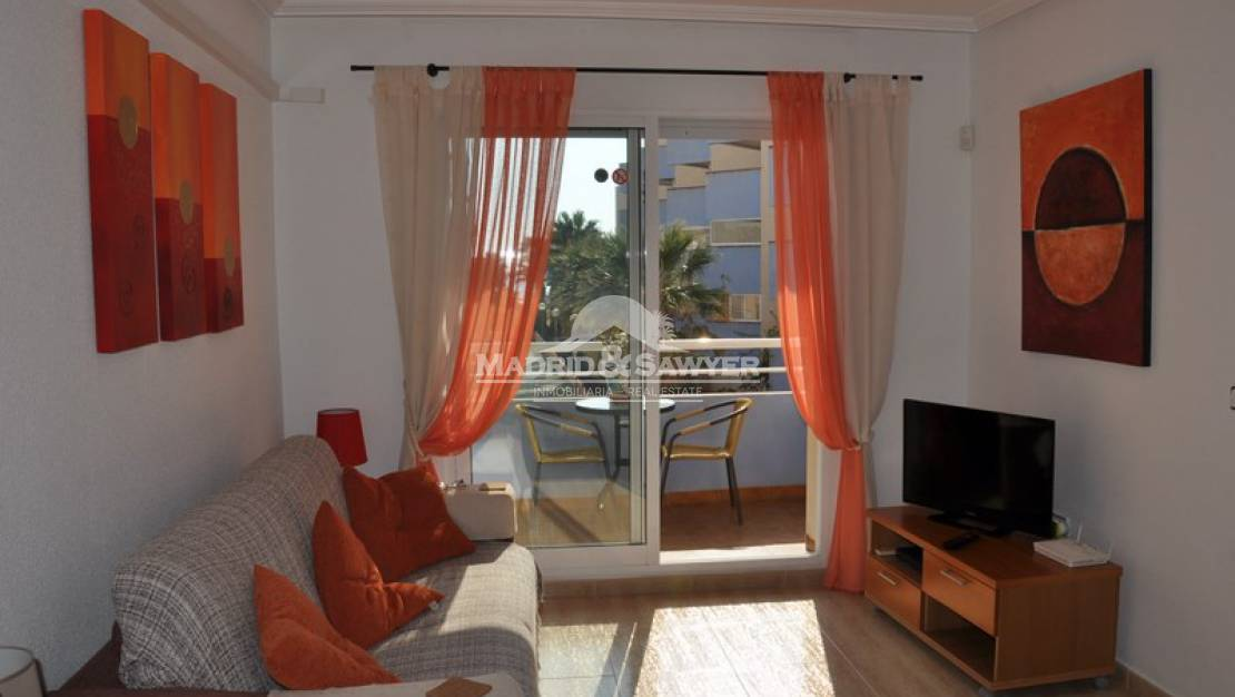 Sale - Appartement - Orihuela Costa - Aguamarina